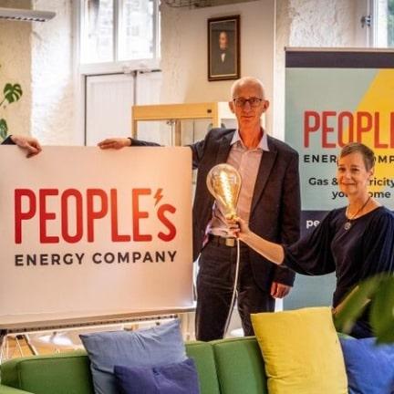 PEOPLE'S ENERGY