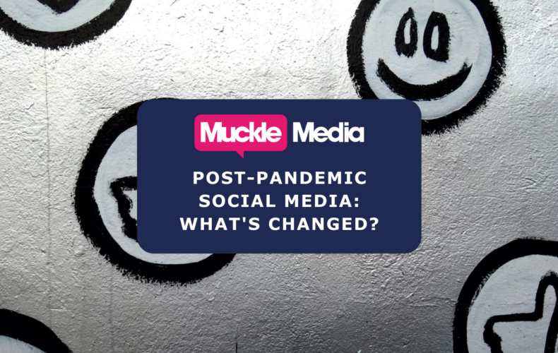 Post-pandemic social media: what's changed?